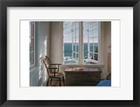 Framed Corner Room