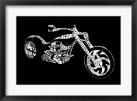 Framed Custom Chopper