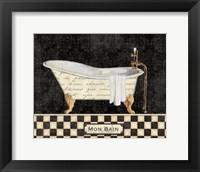 Framed French Bathtub I