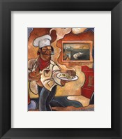 Framed DALI'S DELICACIES
