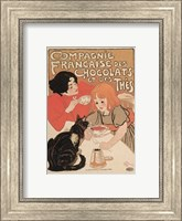 Framed Compagnie Francaise des Chocolats