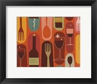 Framed Wine & Dine