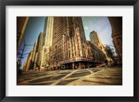 Framed Radio City