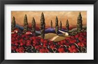 Framed SPRING SOJOURN II