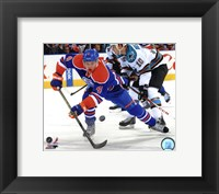 Framed Taylor Hall 2012-13