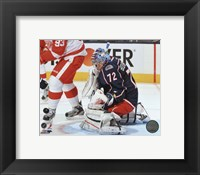 Framed Sergei Bobrovsky 2012-13 Action