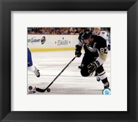 Framed Sidney Crosby 2012-13