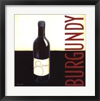 Vin Moderne II Framed Print