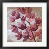 April Blooms I Framed Print