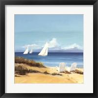 Framed Setting Sail