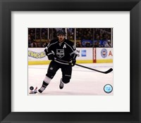 Framed Mike Richards 2012-13