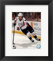 Framed Nicklas Backstrom 2012-13