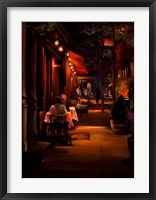 Framed Cornelia Street