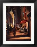 Framed Twenty-Seventh Avenue