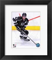 Framed Anze Kopitar 2012-13