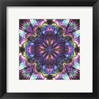 Framed Crystal Refraction #22