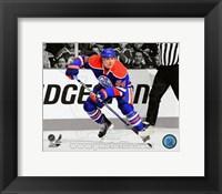 Framed Nail Yakupov 2012-13 Spotlight Action