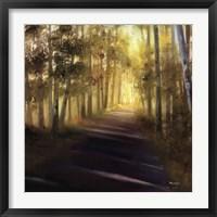 Framed Walk Away