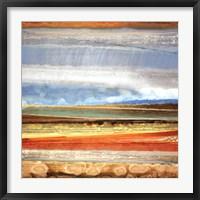 Framed Earth Layers II