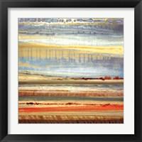 Framed Earth Layers I