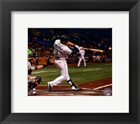 Framed Evan Longoria 2013 Action