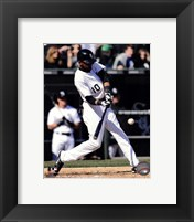 Framed Alexei Ramirez 2013 Action