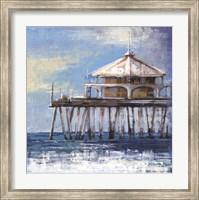 Framed Boardwalk Pier