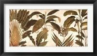 Framed Palm Medley