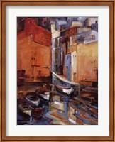 Framed La Ribera
