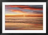Framed Surf and Sand