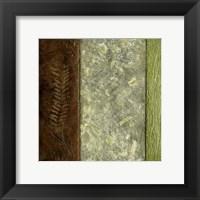 Framed Earthen Textures I