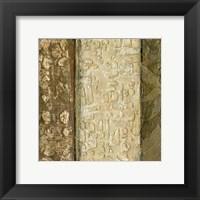 Framed Earthen Textures X