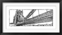 Framed Study of London