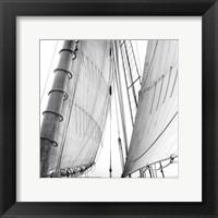 Framed Under Sail II