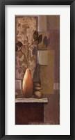 Echoes II Framed Print