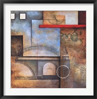 Classic Elements II Framed Print