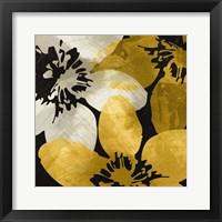 Framed Bloomer Tile IX