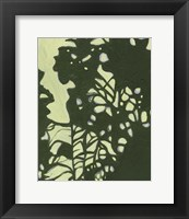 Framed Exotic Silhouette II