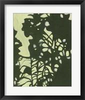 Framed Exotic Silhouette II