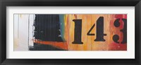 Framed Billboard For Love III
