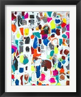 Celebration II Framed Print