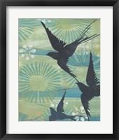 Swoop II Framed Print