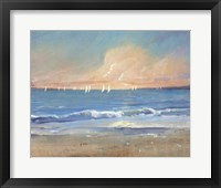 Framed Sailing Breeze I