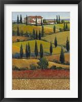 Framed Hilltop Villa II