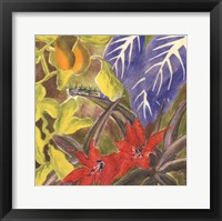 Framed Tropical Monotype I