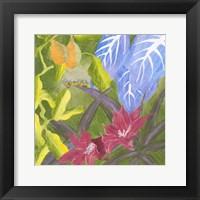 Framed Tropical Monotype V