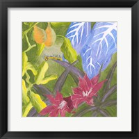 Framed Tropical Monotype V