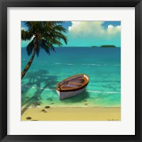 Framed Sailing Serenity III