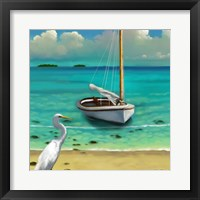 Framed Sailing Serenity IV