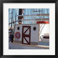 Framed Sailing Serenity V